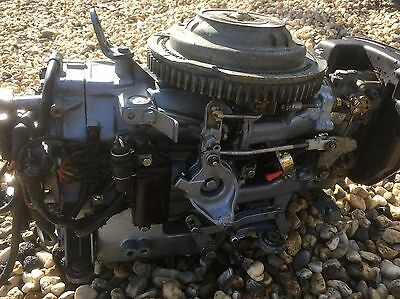 50hp 60hp Johnson/Evinrude outboard power head Complete.