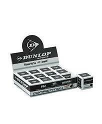 Dunlop Competition Squash Ball - Box of 12