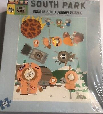 SOUTH PARK PUZZLE 1000 Pieces Free P&P