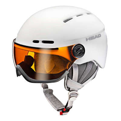 HEAD Skihelm QUEEN white 325007 Saison 17 / 18