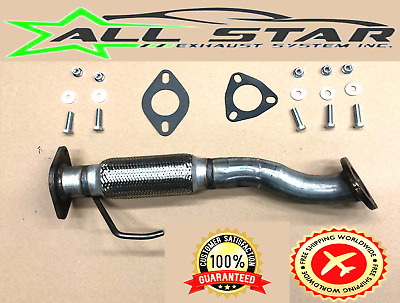 Fits> Ford/Mazda - 2005-To-2008 Escape/Tribute 2.3 L Direct fit front flex pipe