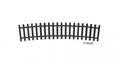 Tillig 83012 NEW CURVED SLEEPER STRIP  R 32   R 396 MM/15°