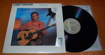 Larry Carlton - Discovery - 1987 MCA Master Series Audiophile Vinyl LP