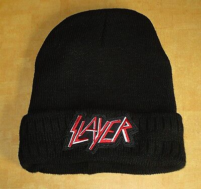 Slayer Metal Band Winter Hat