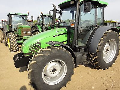 Deutz Fahr AgroPlus Workshop, Ops & Parts Manuals