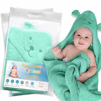Hooded Baby Towel Extra Soft 100% Cotton for Toddler & Infants Boys and Girls