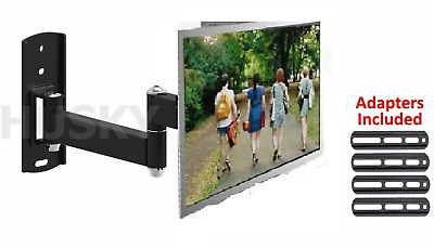 Full Motion Articulating Flat Screen LCD LED TV Wall Mount 24 32 37 39 47 Inch