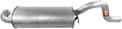 Exhaust Muffler Assembly-Quiet-Flow SS Muffler Assembly WALKER 55658