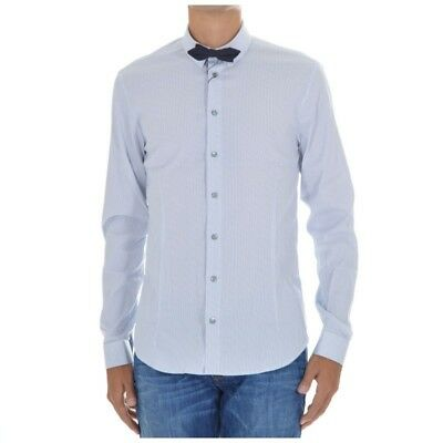 Men's Shirts Patrizia Pepe 5C055B At25 - Xq69