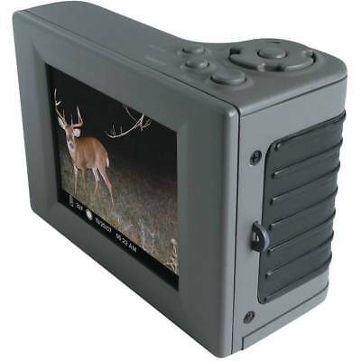 "Moultrie MFH-VWR-SD Game Spy Deluxe 2.8"" LCD Handheld Picture Viewer SD Slot"