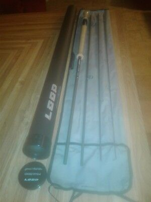 brand new gorran anderson fly fishing rod never been used
