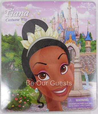 Disney Parks Tiana Princess and the Frog Costume Child's Wig New