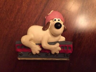 wallace and Gromit Collectible Fridge Magnet.