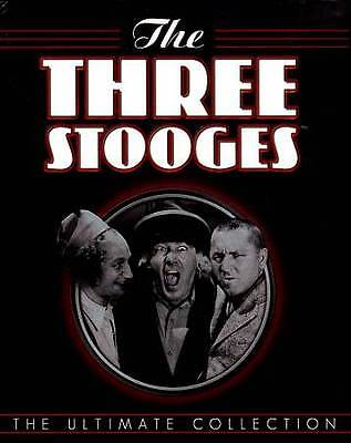 The Three Stooges: The Ultimate Collection (DVD, 2012, 20-Disc Set)