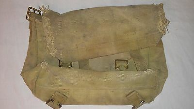 WW1 WWI Canadian British Pattern 08 Webbing Small Pack