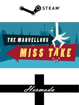 The Marvellous Miss Take Steam Key - for PC or Mac (Same Day Dispatch)