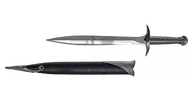 "24"" FRODO STING Lord of the Rings Hobbit Metal Sword Collectors Gift Display"