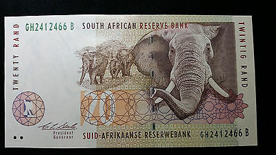 South Africa 20 Rand Banknote