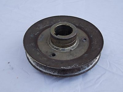 Simplicity/Snapper/Briggs Transmission Pulley (Engine) No.1723497.
