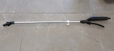 "Valley Industries 30"" Spray wand with Aluminum lance and 3/8"" barb"