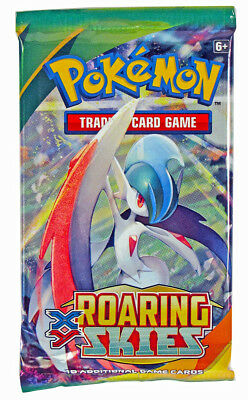 Pokemon XY Roaring Skies Booster Pack | Free Shipping