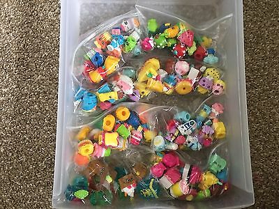 Shopkins Season 1 - Complete Set Of 136 No Limited Editions