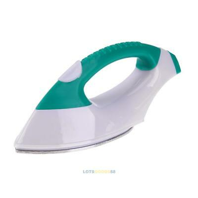 Electric Steam Iron Mini Portable Handheld Flatiron For Home Travelling Clothes