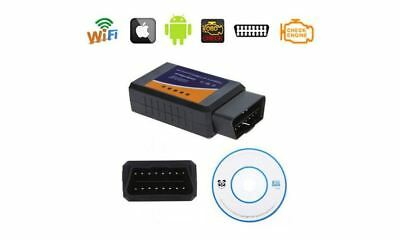 Wifi Odb-Ii Elm327 Auto Moto Diagnostica Reset Obd2 Android Ios Iphone Pc Tuning