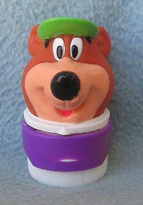 Yogi Bear Face Figure Bottle Topper