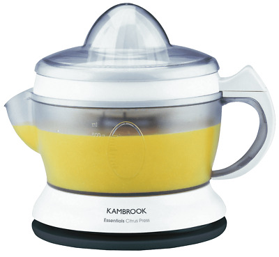 NEW Kambrook KJ12 Citrus Juicer 600ml
