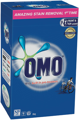 NEW 67043417 OMO Powder 6kg Box