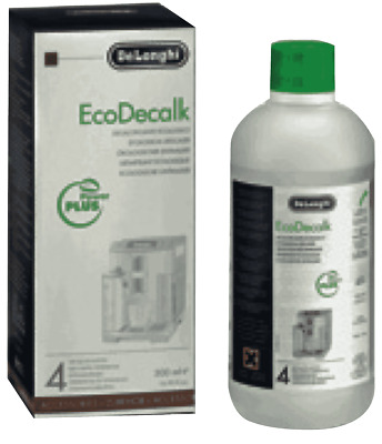 NEW DeLonghi DLSC500 Coffee Descaler Solution 500ml
