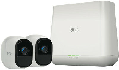 NEW Netgear VMS4230-100AUS Arlo Pro Indoor/Outdoor Wire-Free HD Home Security -