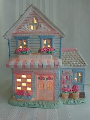Midwest of Cannon Falls - Cottontail Lane - Confectionery - Easter - Light & Box