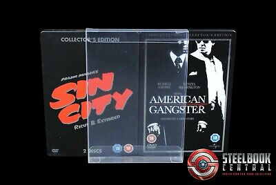 SCF5 Dvd Steelbook Protective Slipcovers / Sleeves / Protectors (Pack of 20)