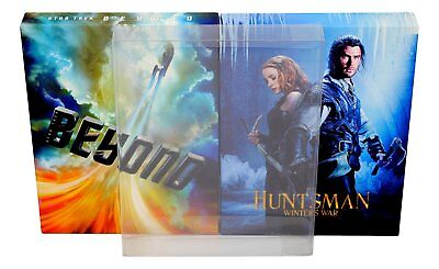 SCF2 Blu-ray Steelbook Fullslip Slipcovers / Protectors (Pack of 10) (Old Size)