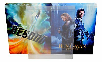 SCF2 Blu-ray Steelbook Fullslip Slipcovers / Protectors (Pack of 20) (Old Size)