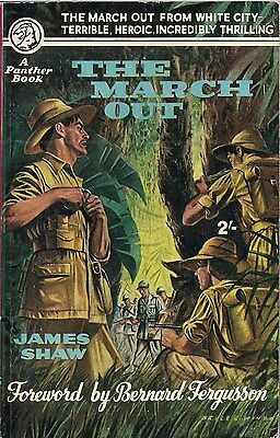 The March Out by James Shaw (Chindits)