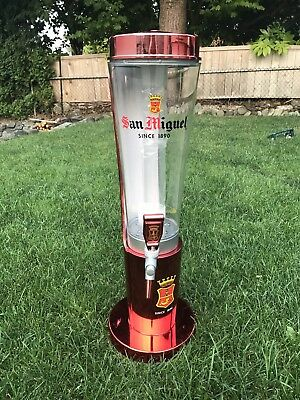 3 liter beer tower dispenser San Miguel Sale!!