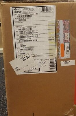 New Factory Sealed Cisco 4200 WACV  power supply  pwr-c45-4200acv