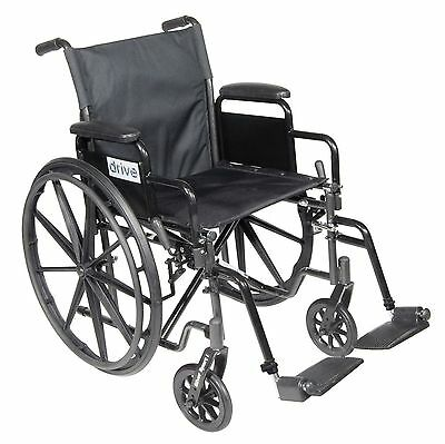 Drive Medical Self Propelled Wheelchair