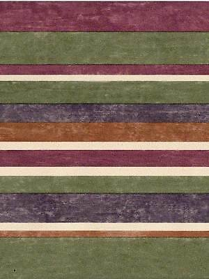 Canada$ - Bold Modern Stripes - 60 feet ONLY $10 Wallpaper Border CR