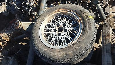ford xf falcon fairmont set of 4 alloy wheels and tyres