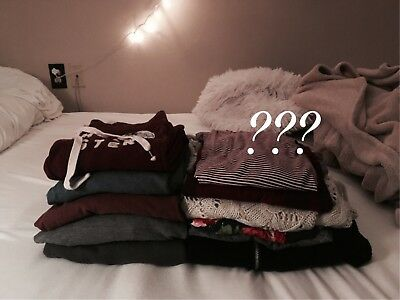 MYSTERY WOMEN'S CLOTHING ARTICLE SIZE SMALL (Brandy Melville, Pacsun, Etc.)