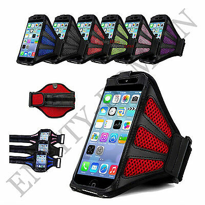 Sports Running Jogging Gym Armband Arm Band Case Cover Holder iPhone 7-6-5-4PLUS