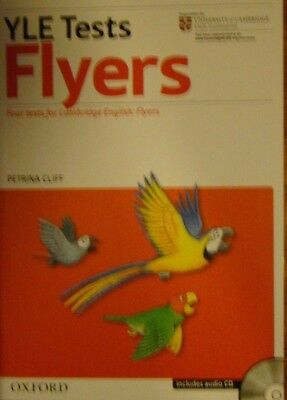 Yle Tests Flyers+Audio Cd (Editorial Oxford)