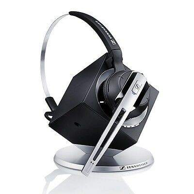 Casque convertible SENNHEISER DW office 504312 [Neuf]