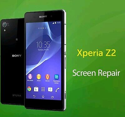 Sony Xperia Z2 Z1 Z3 Z5 LCD GLASS SCREEN LENS TOUCH REPLACEMENT REPAIR SERVICE