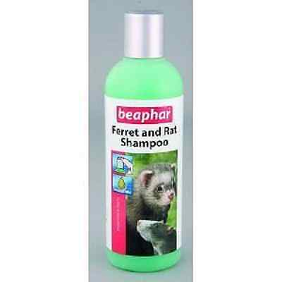 Beaphar Ferret And Rat Shampoo 250 ml  pine scented - deodorises & cleans