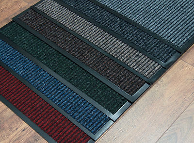 Large Heavy Duty Washable Non-Slip Office Reception Hall Floor Mat 90cm x 150cm